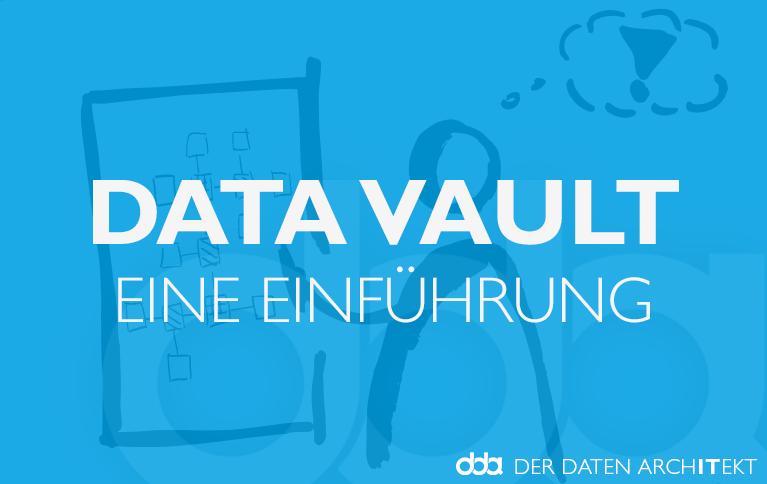 Data Vault Einführung