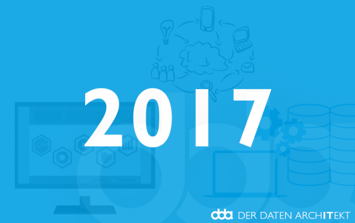 Data Engineering Prognose 2017