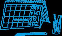 DER DATEN ARCHITEKT Data Vault Schulung Kalender