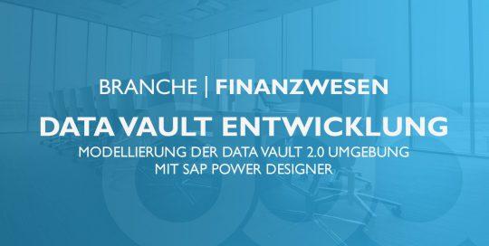 Modellierung einer Data Vault 2.0 Umgebung mit SAP Power Designer